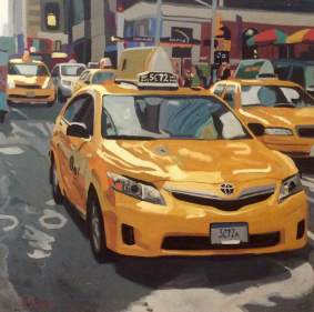 Range of Arts - Painting - Angie Brooksby - Off Duty