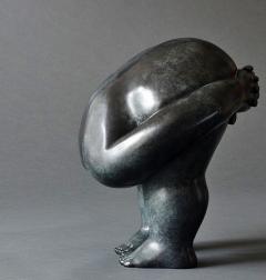 Range of Arts - Sculpture - Lindsey De Ovies - The Self-Absorbed Man