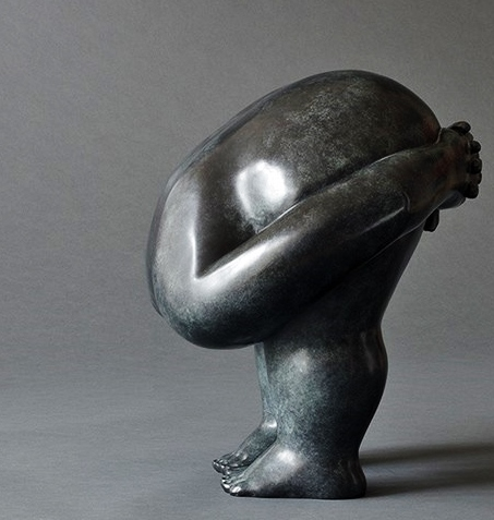 Range of Arts - Sculpture - Lindsey De Ovies - The Self-Absorbed Man