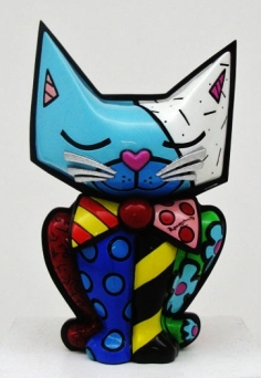 Range of Arts - Romero Britto - Sculpture - Waiting for You