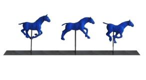 Range of Arts - Sculpture - Saône de Stalh - Run