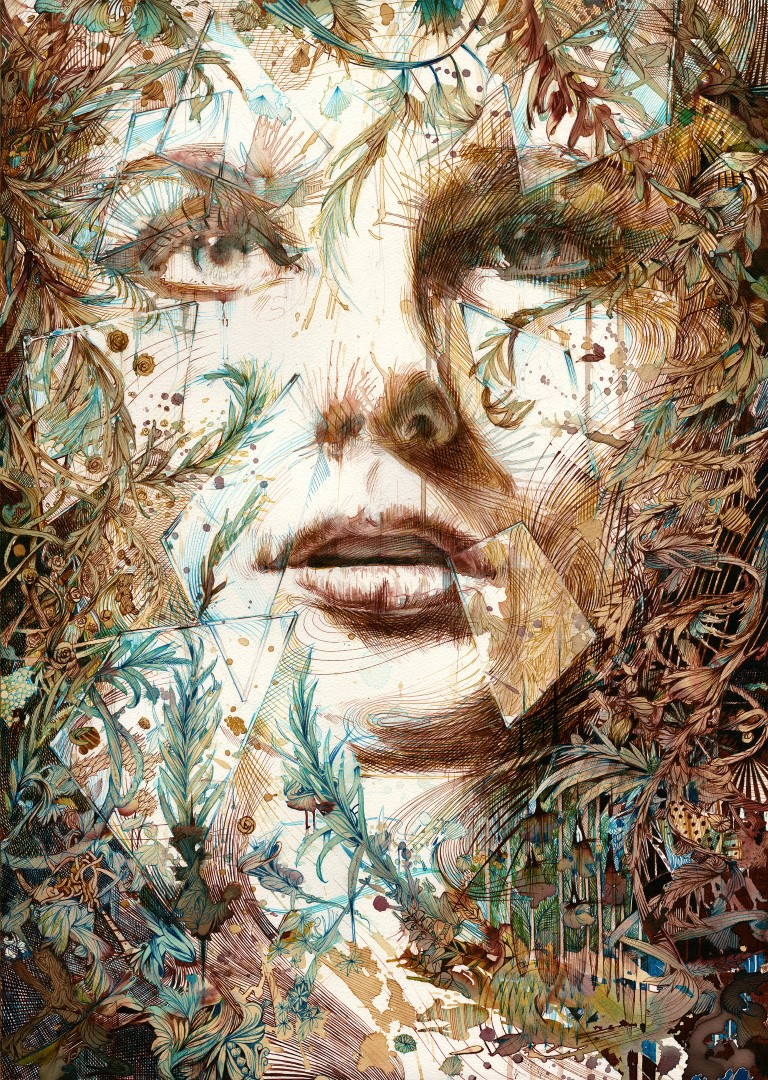 Range of Arts I Carne Griffiths I Just Out Of Reach