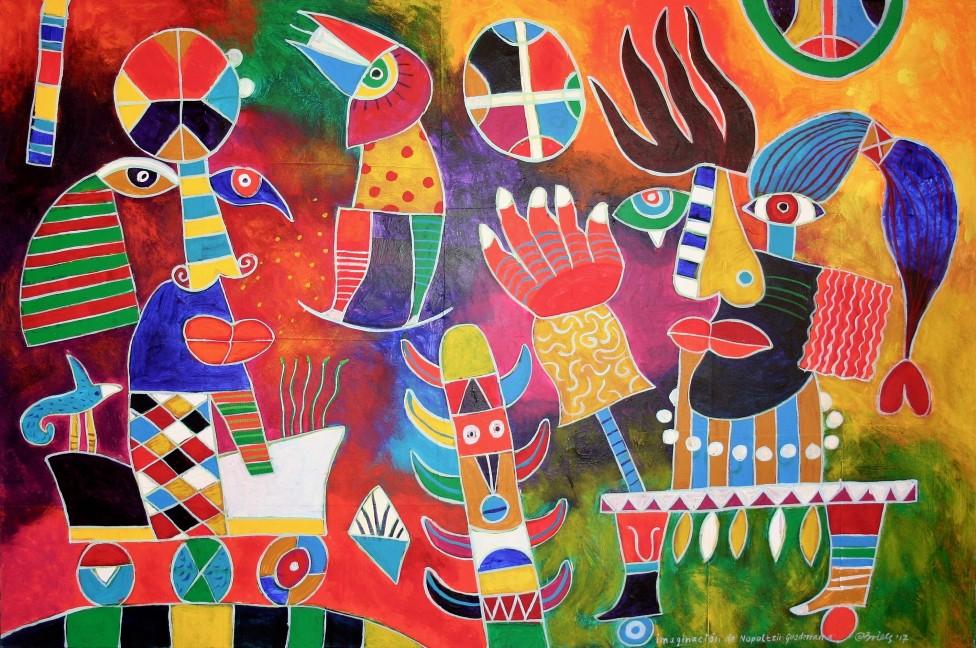 Range of Arts I Clemens Briels I Imaginacion De Nopaltzin Guadarama
