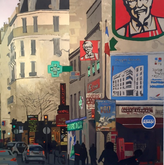 Range of Arts I Angie Brooksby I La promenade