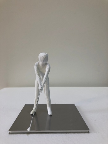 kazuhiko tanaka sculpture clay argile for sale japan