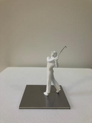 Range of Arts I Kazuhiko Tanaka I Golf swing
