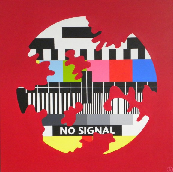 Range of Arts I Olivier Ameye I No Signal Red