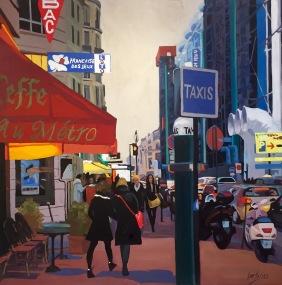 Range of Arts I Angie Brooksby I Rue Vaugirard