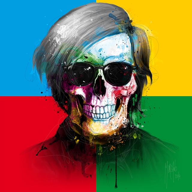 Range of Arts I Partice Murciano I Andy Warhol