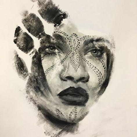 Range of Arts I Russell Powell I Rihanna