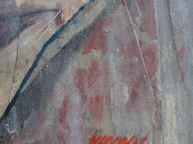 Range of Art I Nathan Chantob I Lacéré signature
