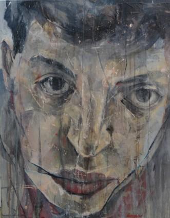 Range of Art I Nathan Chantob I Autoportrait Lacéré