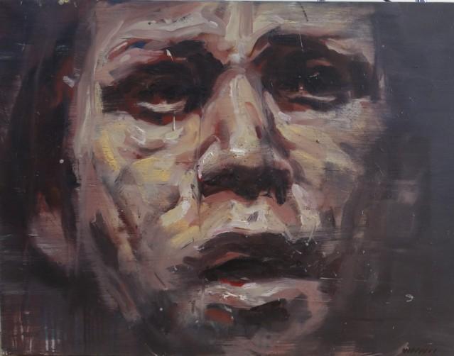 Range of Art I Painting I Nathan Chantob I L'Apache