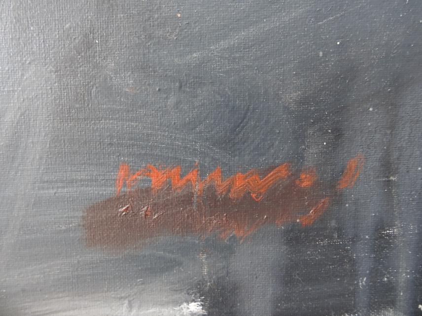 Range of Art I Painting I Nathan Chantob I L'Empire signature