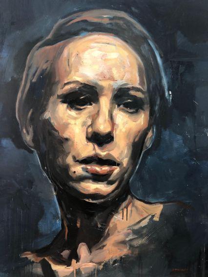 Range of Art I Painting I Nathan Chantob I L'Empire
