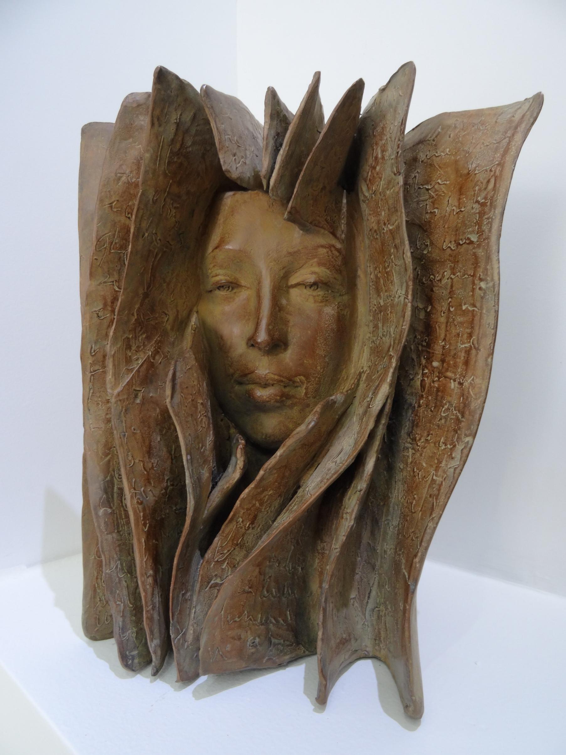 paola grizi artist sculptures bronze books price for sale honfleur