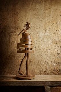 isabel miramontes sculptures prix cote biography biographie bronze outside art bench honfleur bruxelles